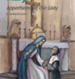 Pauline Journeys with Mary, Apparitions of Our Lady, by Zerlina DeSantis (paperback)