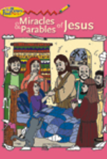 Pauline Miracles and Parables of Jesus Activity Book, by Liz Ball (paperback)