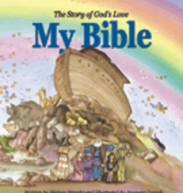 Pauline My Bible: The Story of God's Love, by Melissa Wright (hardcover)