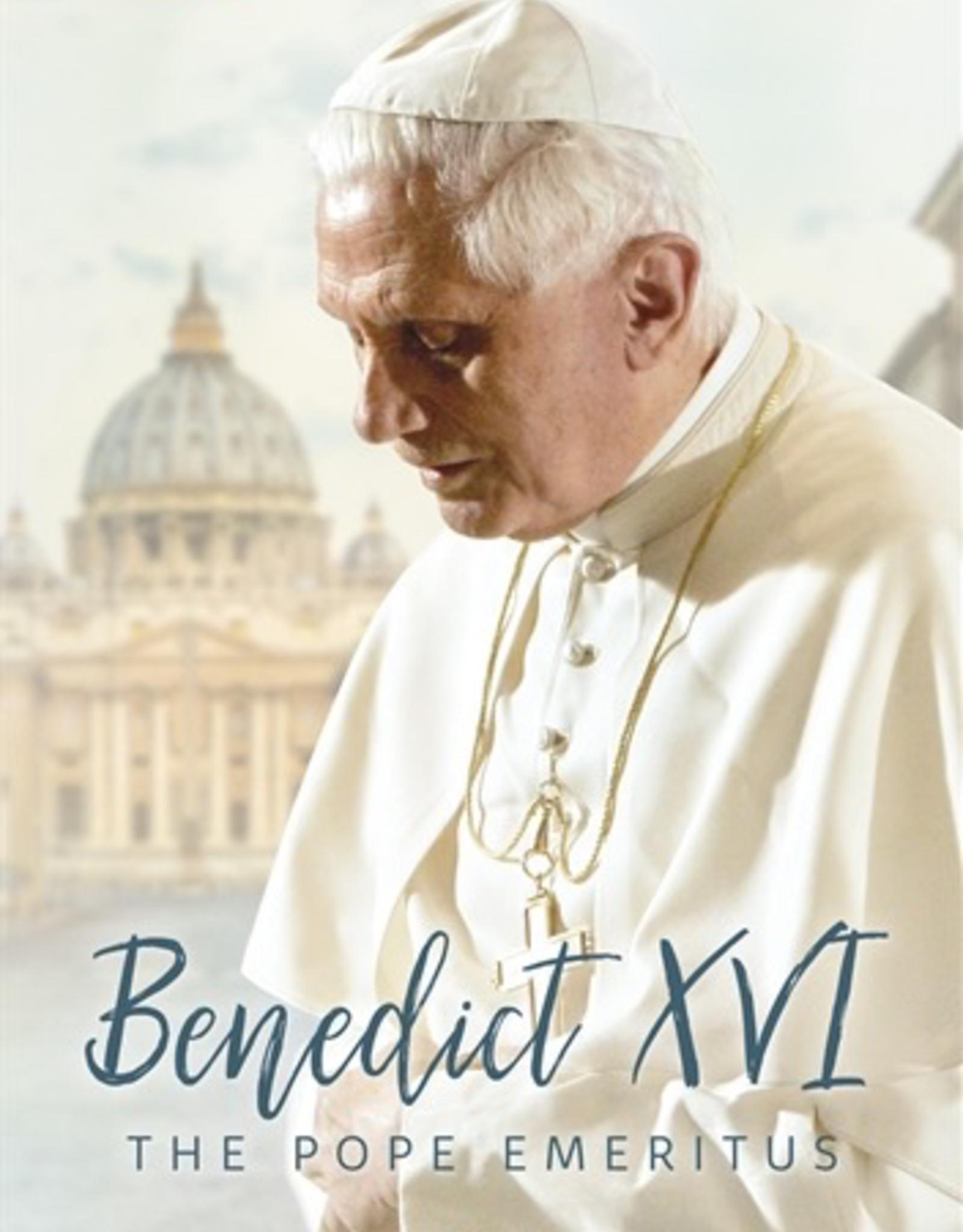 Ignatius Press Benedict XVI:  The Pope Emeritus (DVD)