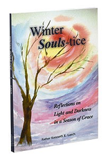 Catholic Book Publishing Winter Souls-tice: Reflections on Light and Darkness in  A Season of Grace, by Kenneth Lasch (paperback)