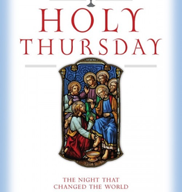 Sophia Institute Holy Thursday: The Night that Changed the World, by Francois Mauriac (paperback)