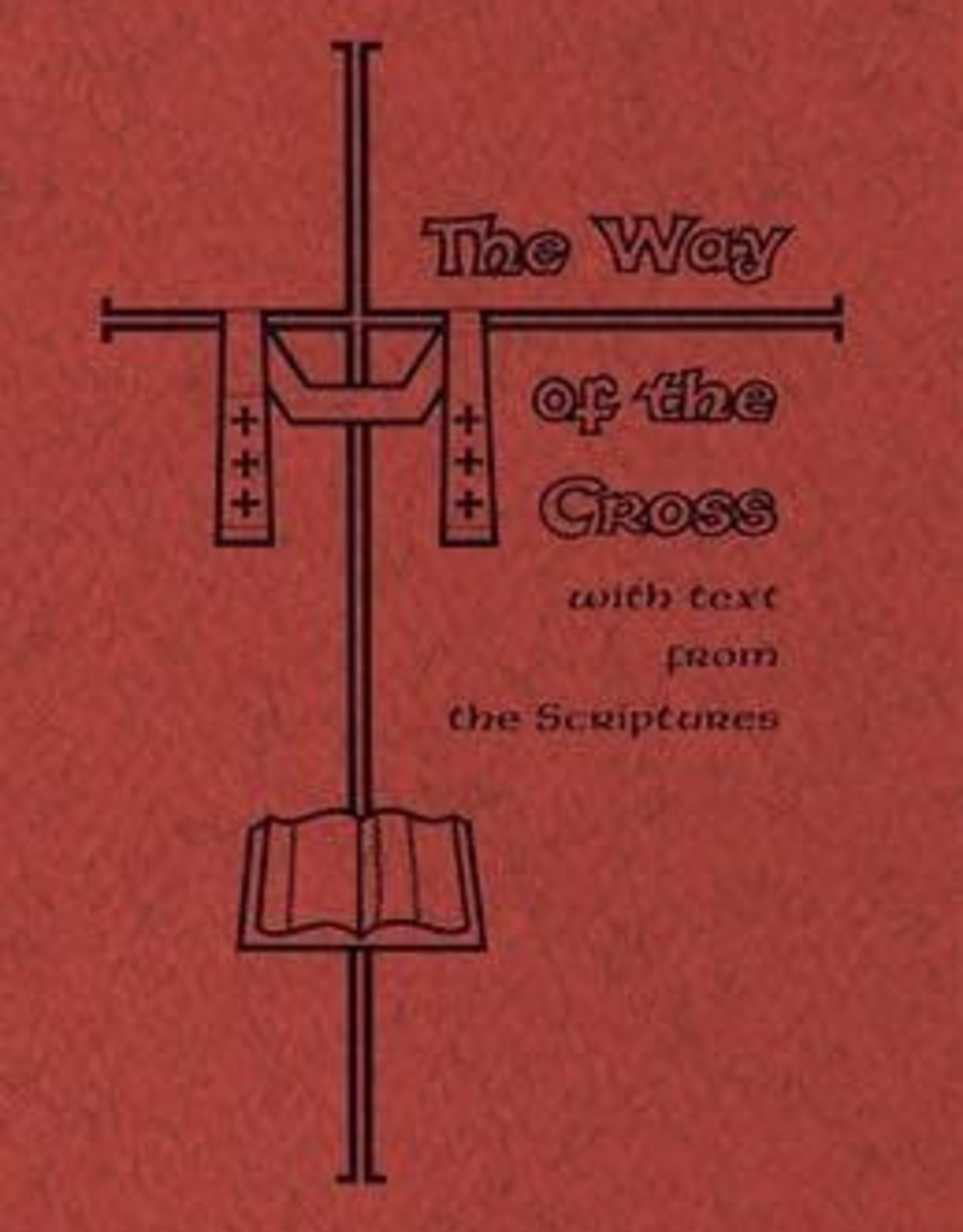 Barton Cotton The Way of the Cross (large print/single)