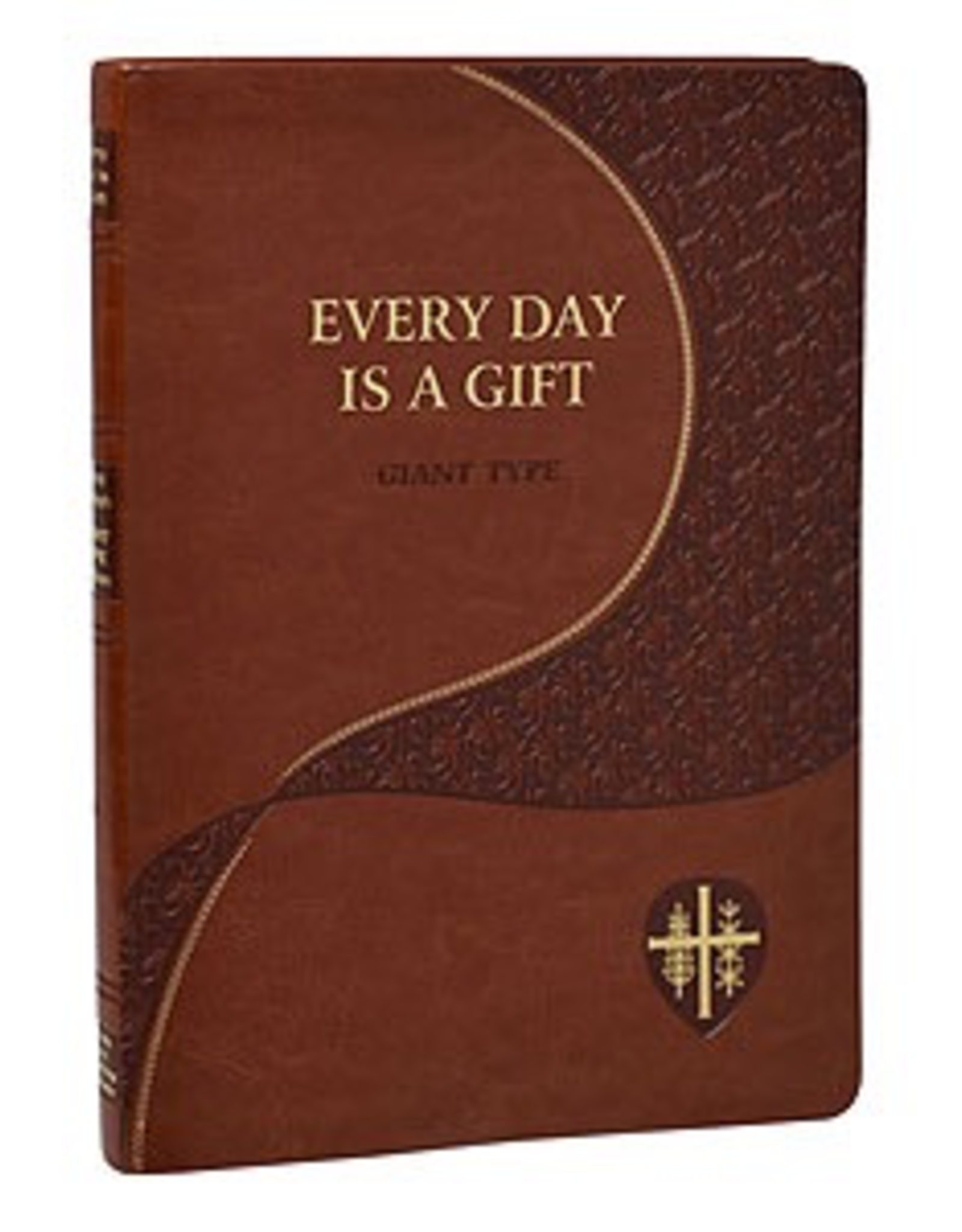 Catholic Book Publishing Every Day Is A Gift (giant type)(Imitation Leather)