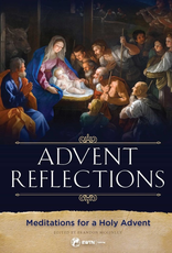 Sophia Institute Advent Reflections:  Meditations for A Holy Advent, by Brandon McGinley (paperback)