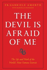 Sophia Institute The Devil is Afraid of Me:  The life and Work of the Worl‰Ûªd Most Popular Exorcist, by Gabriele Amorth (paperback)
