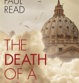Ignatius Press The Death of A Pope: A Novel, by Piers Paul Read (hardcover)