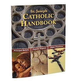 Catholic Book Publishing St. Joseph Catholic Handbook )paperback)