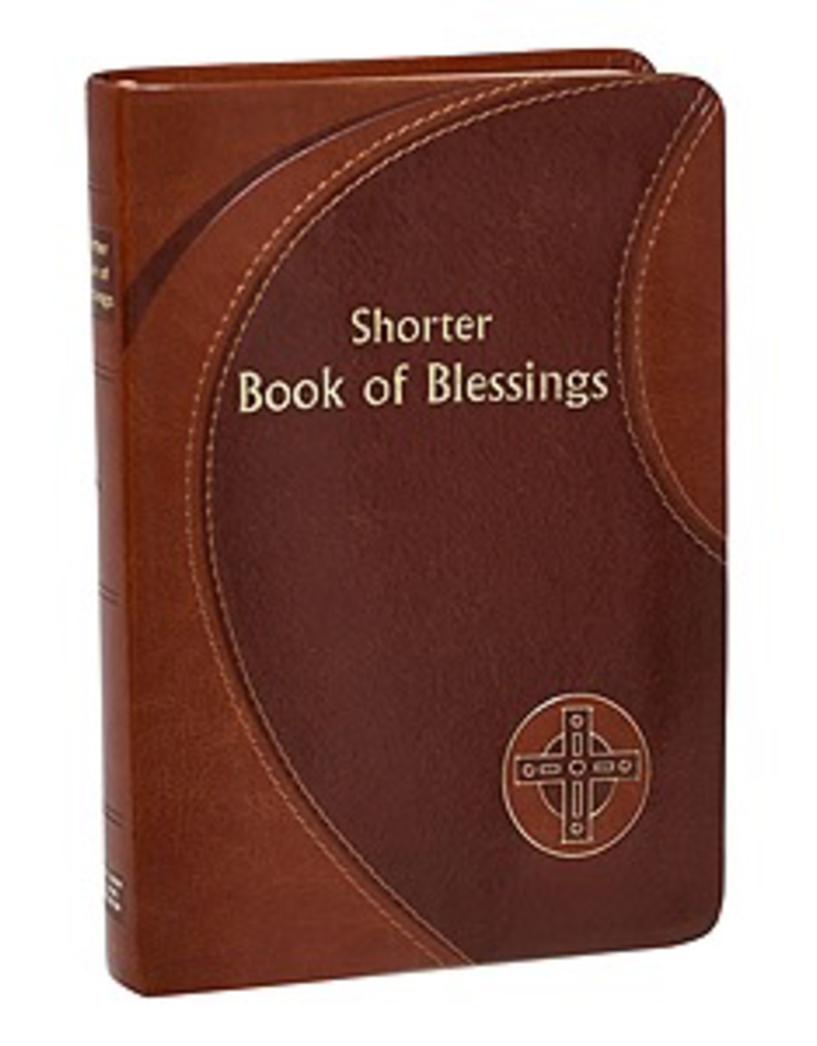 Catholic Book Publishing Shorter Book of Blessings (leather)