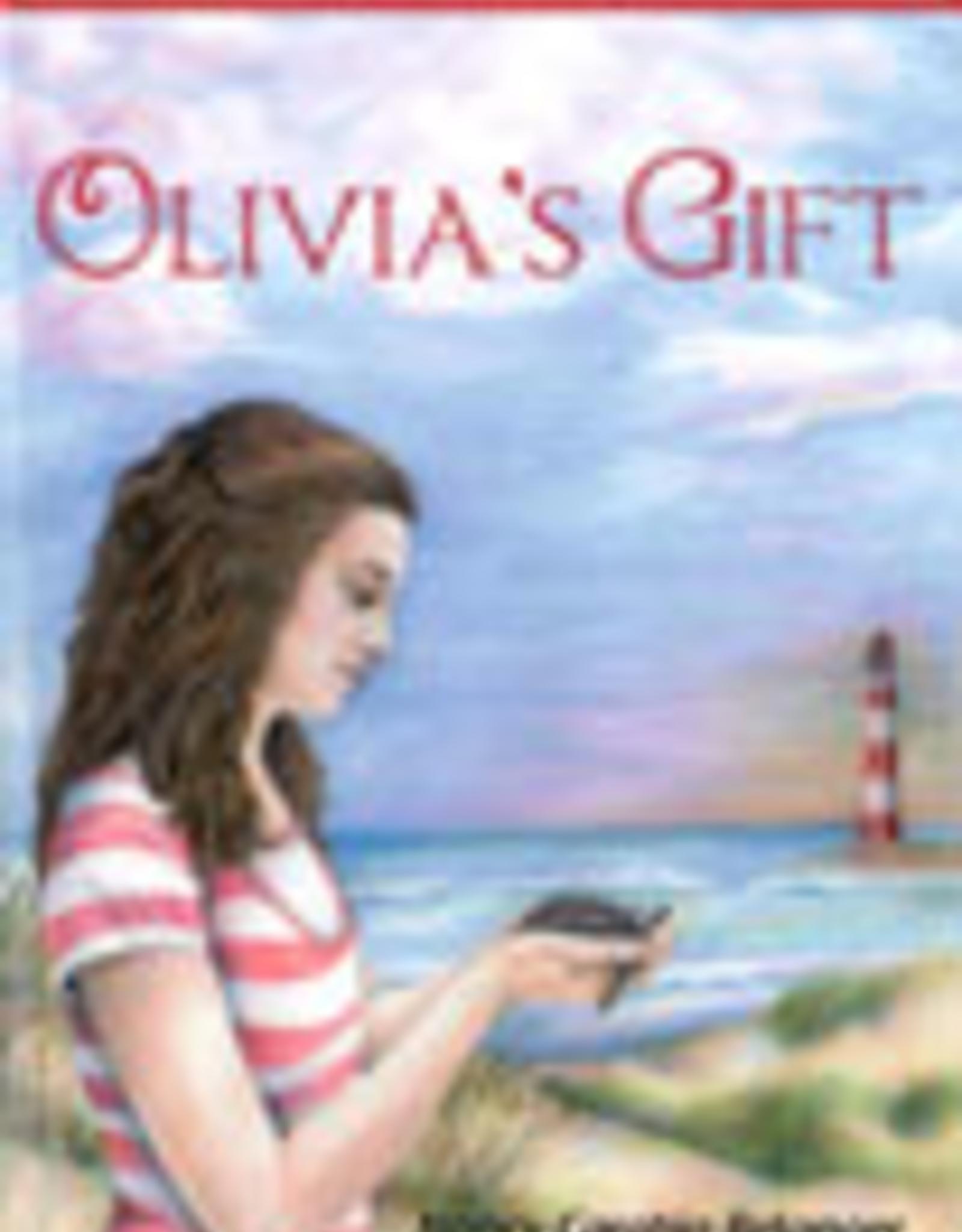 Ignatius Press Olivia's Gift, by Nancy Belanger (paperback)