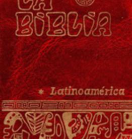 Paulinas La Biblia: Latinoamerica (letra grande, tapa dura)