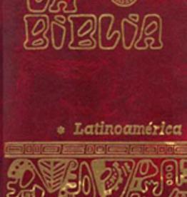 Paulinas La Biblia: Latinoamerica (bolsillo, tapa dura)