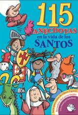 Liguori Press 115 anécdotas en la vida de los santos