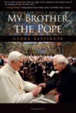 Ignatius Press My Brother the Pope, by Georg Ratzinger (hardcover)