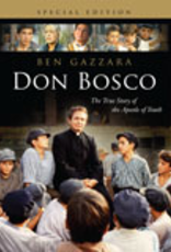 Ignatius Press Don Bosco:  The True Story of the Apostle of Youth (DVD)