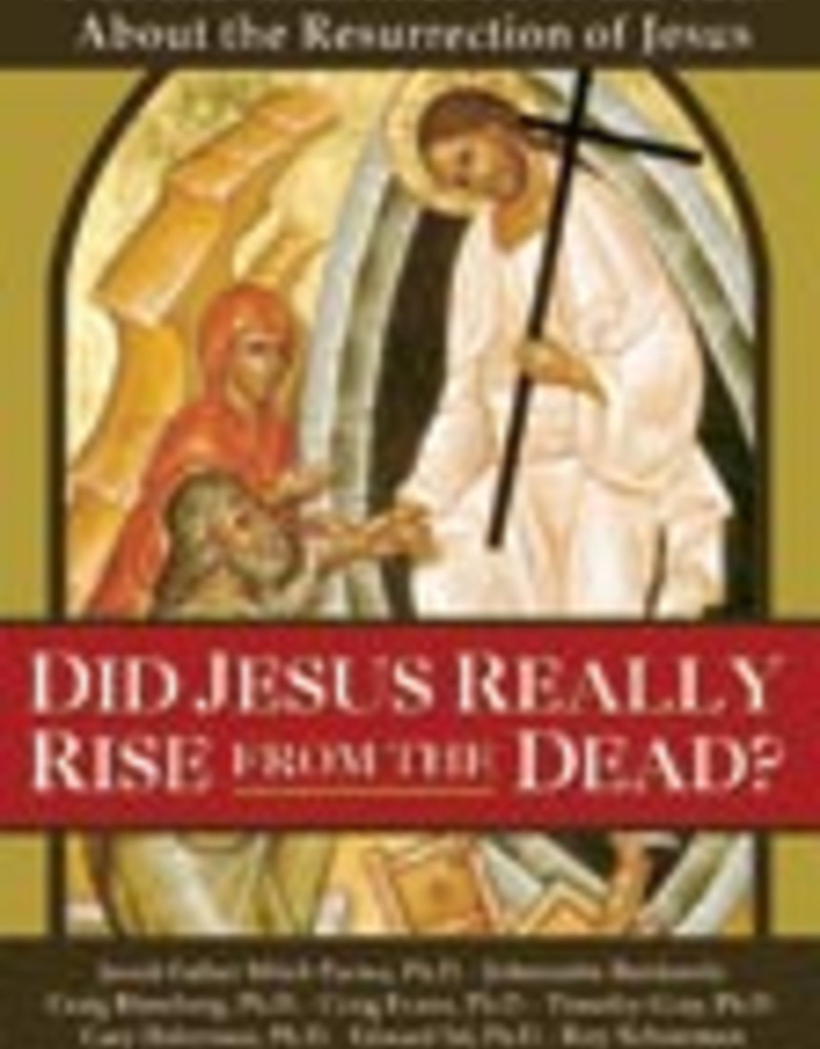 Ignatius Press Did Jesus Really Rise from the Dead?  (DVD)