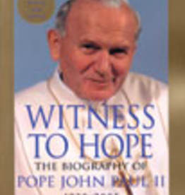 Ignatius Press Witness to Hope: The Biography of Pope John Paul II, by George Weigel (paperback)