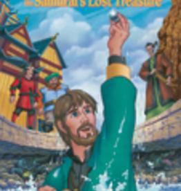Ignatius Press Francis Xavier and the Samurai's Lost Treasure (DVD)