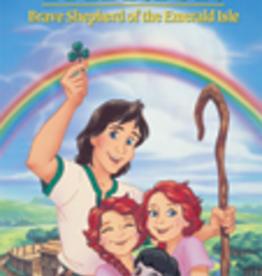 Ignatius Press Patrick: Brave Shepherd of the Emerald Isle (DVD)
