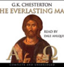 Ignatius Press The Everlasting Man (audio book)(CD)