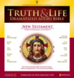 Ignatius Press Truth and Life Audio Bible: New Testament (audio book)(CD)
