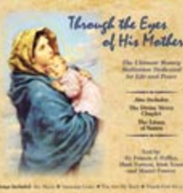 Ignatius Press Through the Eyes of His Mother (CD)