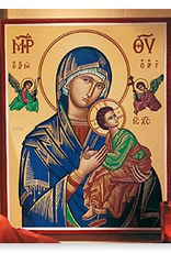 "Monastery Icons 3"" x 4"" Perpetual Help Icon"