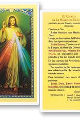 WJ Hirten El Rosario De La Misericordia Divina