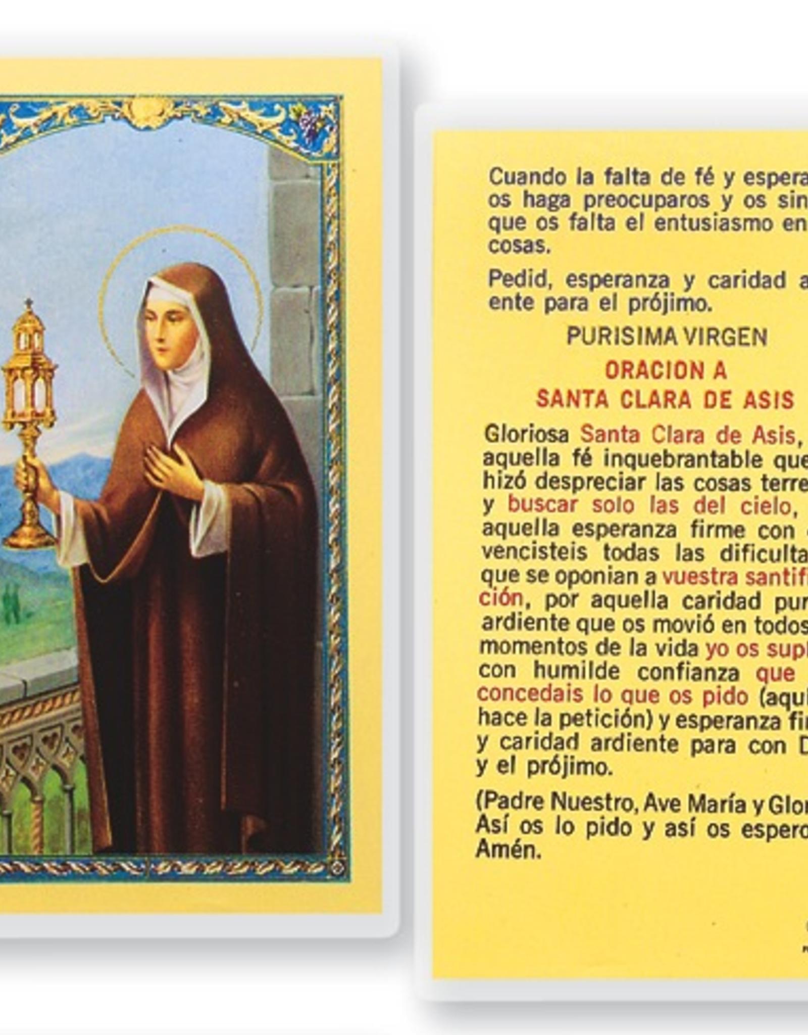 WJ Hirten Santa Clara de Asis