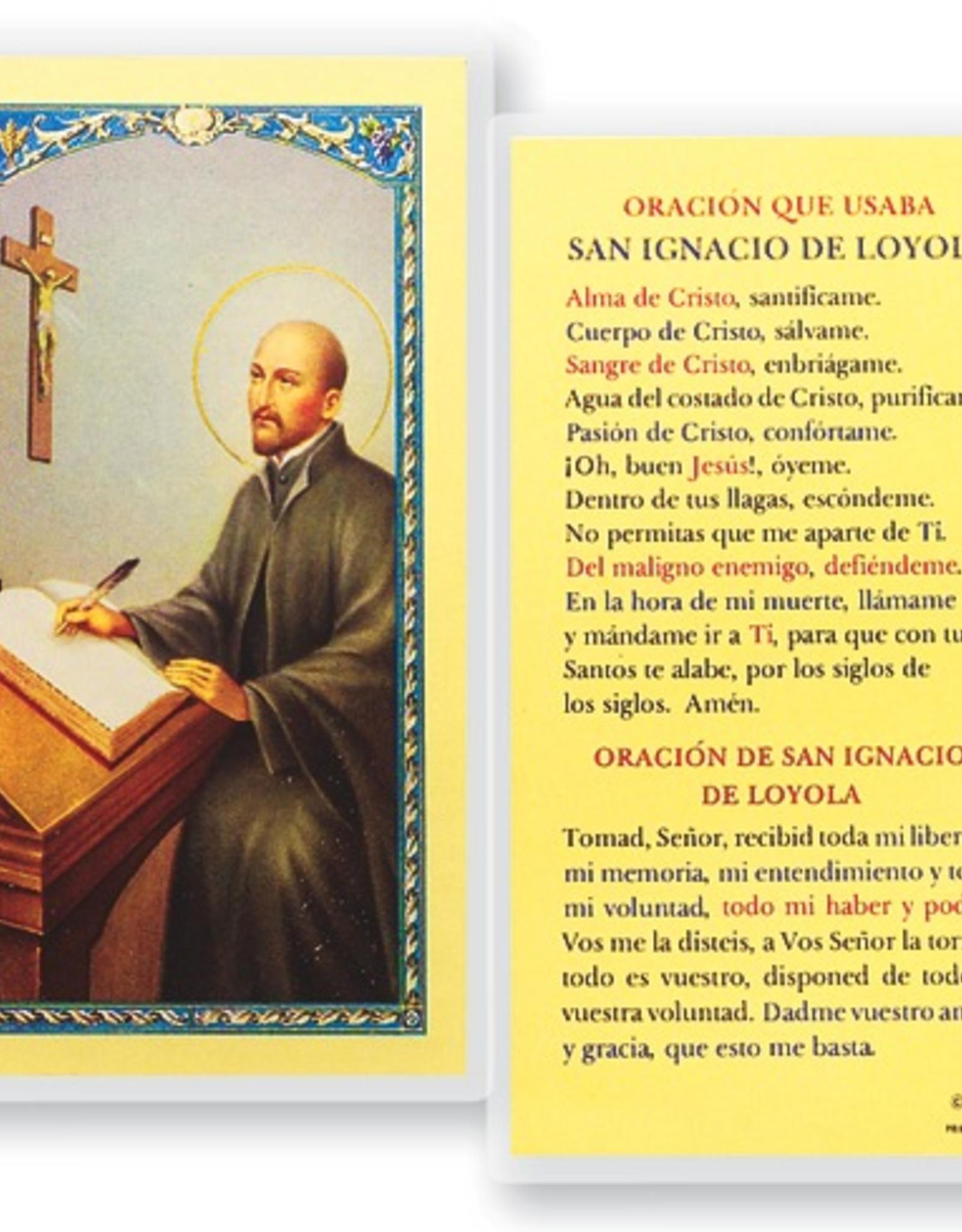 WJ Hirten San Ignacio Loyola