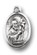 WJ Hirten St. Andrew Medal