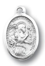 WJ Hirten St. Gabriel Medal