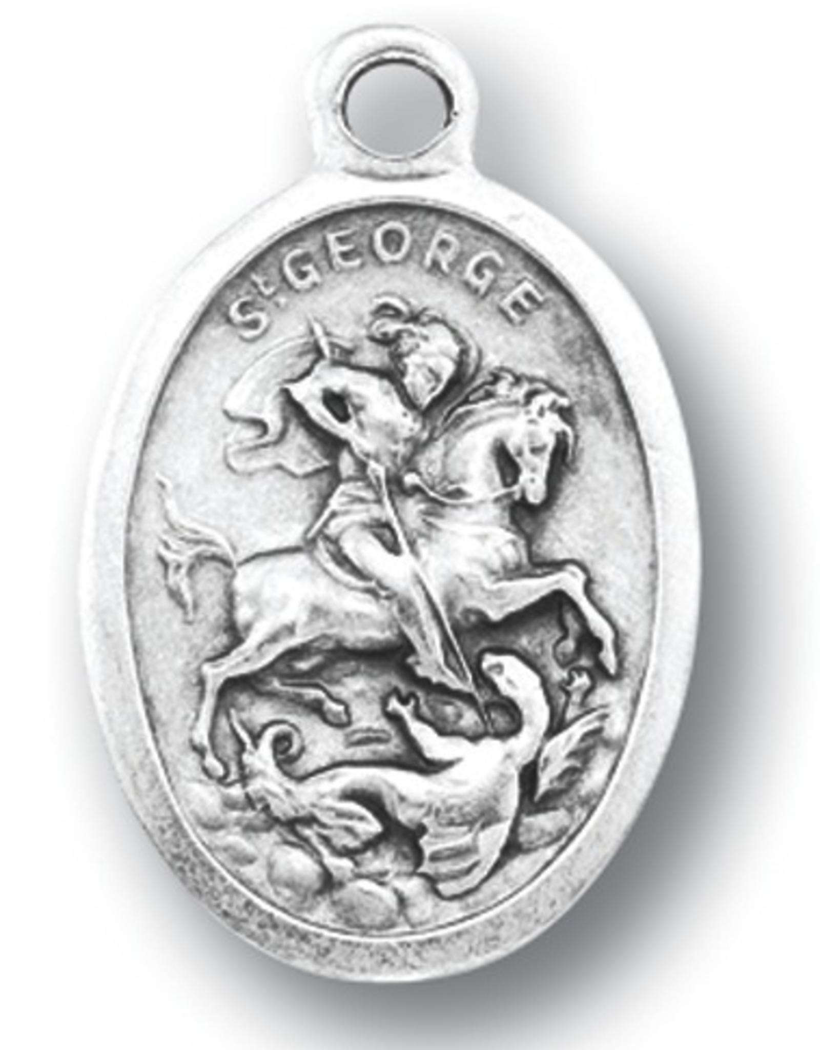 WJ Hirten St. George Medal
