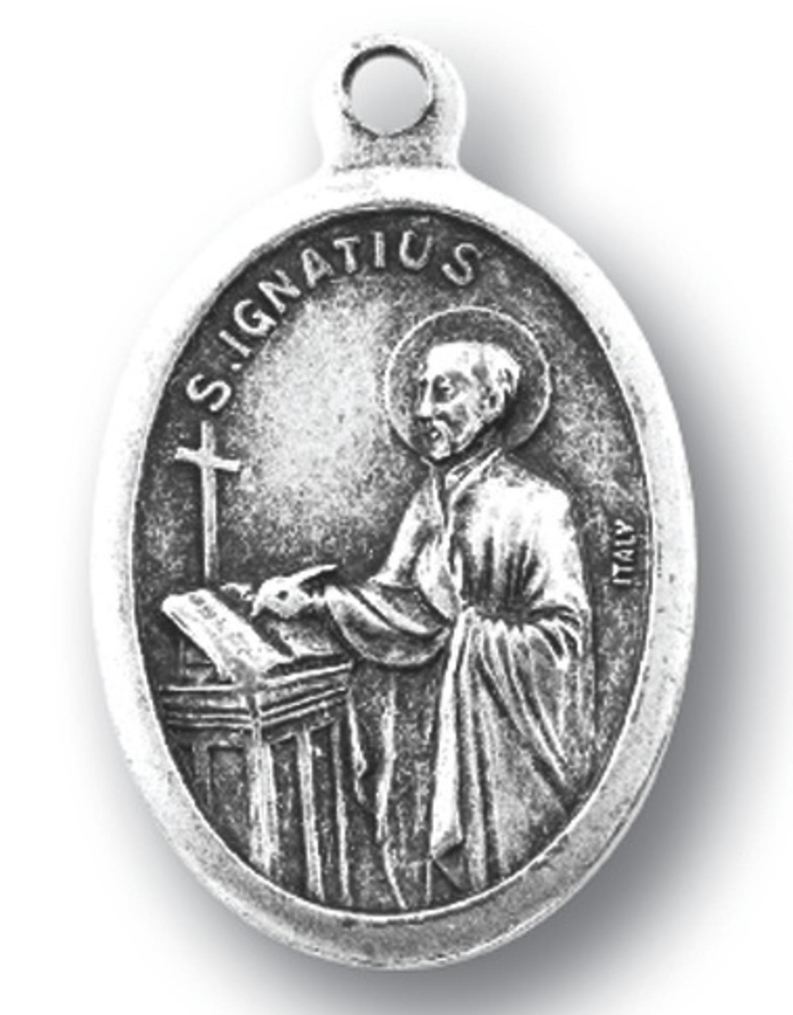 WJ Hirten St. Ignatius Medal
