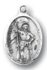 WJ Hirten St. Joan of Arc Medal