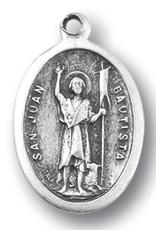 WJ Hirten St. John the Baptist Medal