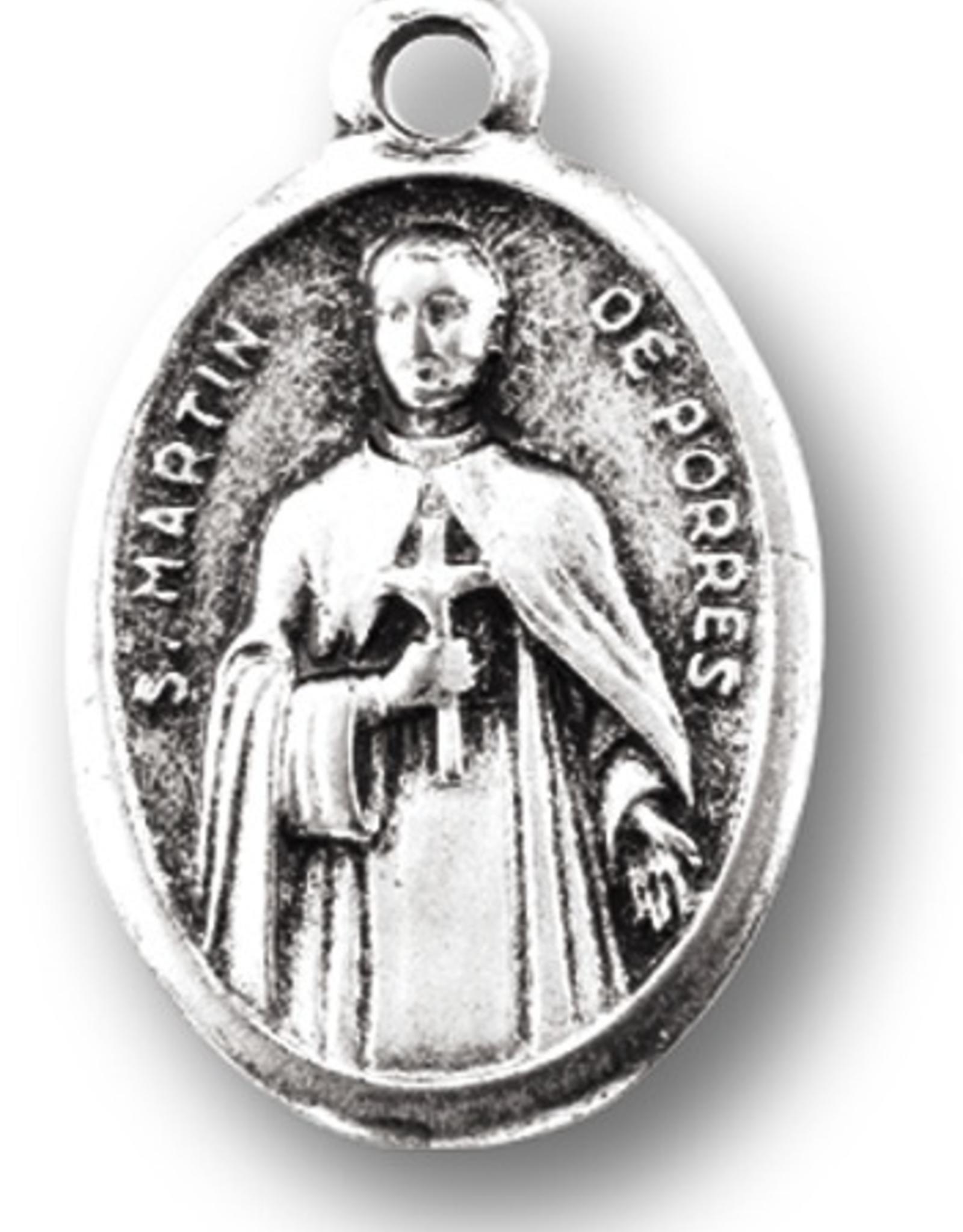 WJ Hirten St. Martin de Porres Medal
