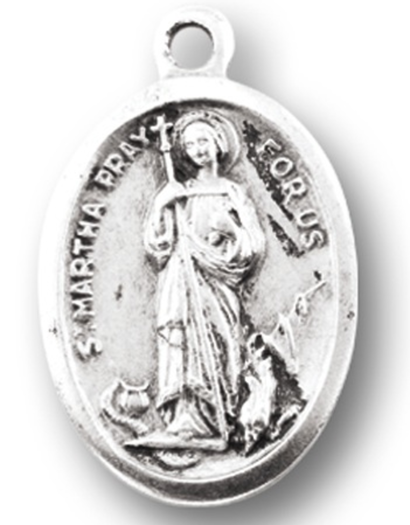 WJ Hirten St. Martha Medal