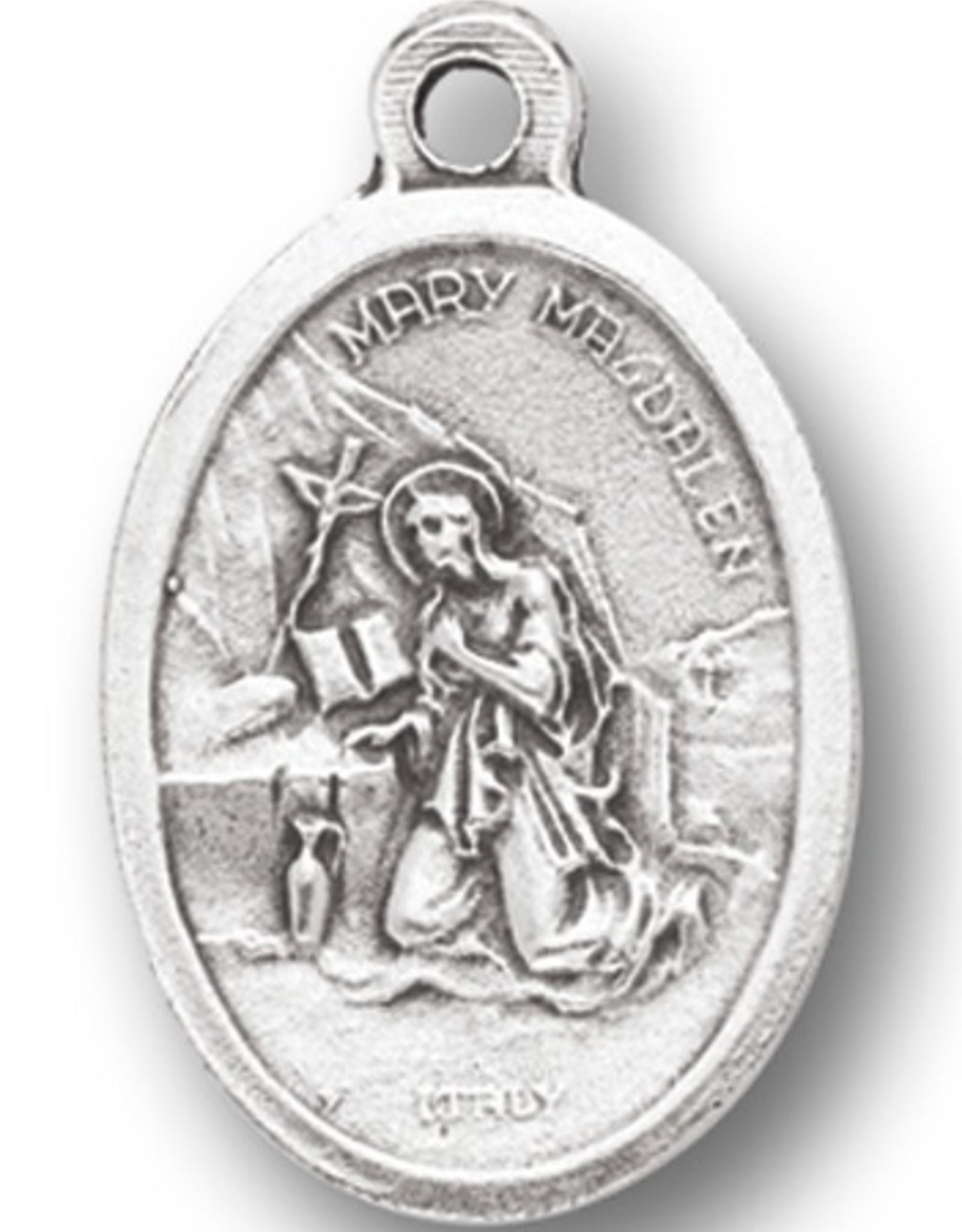 WJ Hirten St. Mary Magdalen Medal