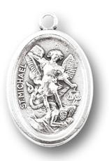 WJ Hirten St. Michael Medal