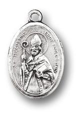 WJ Hirten St. Monica / St. Augustine Medal