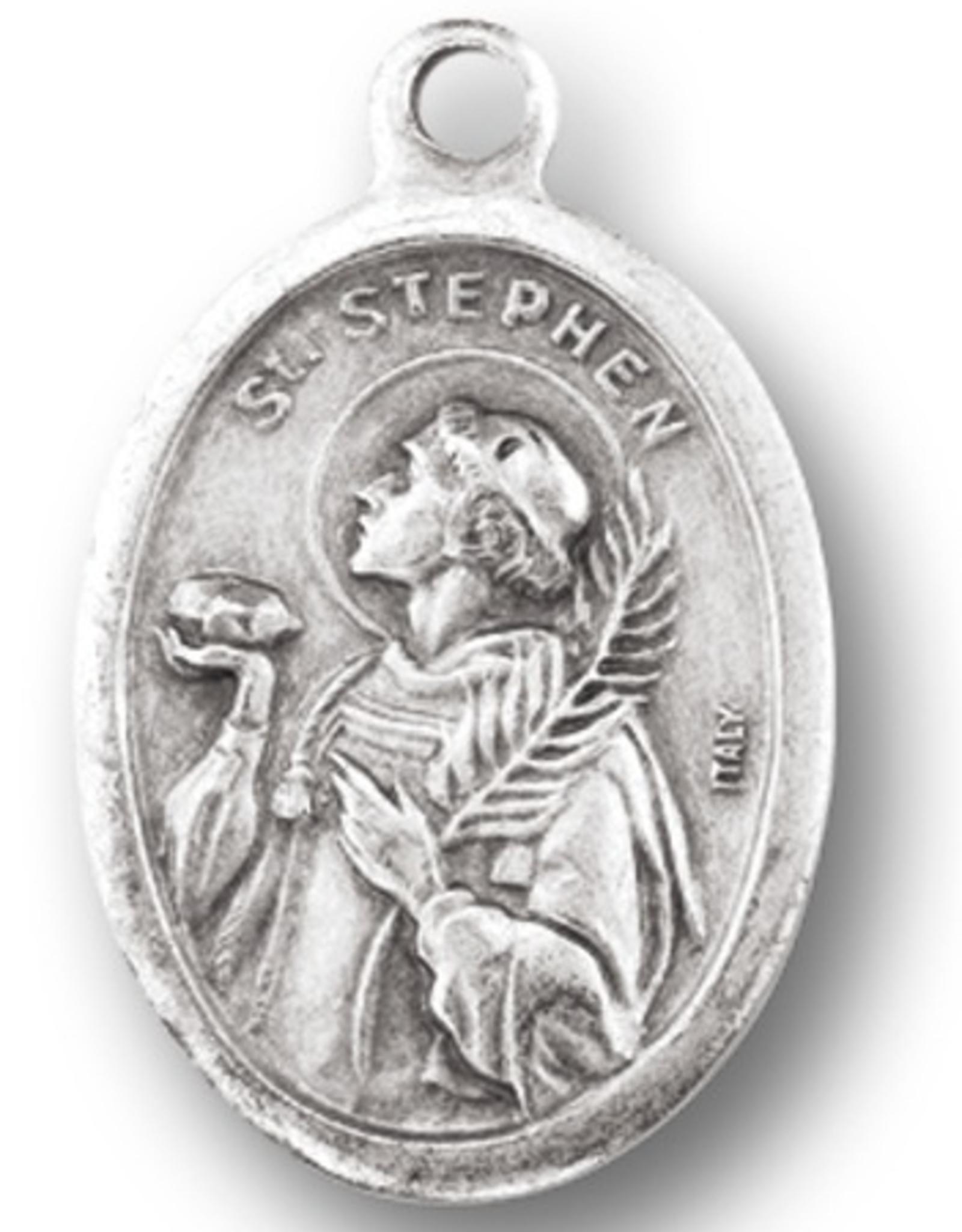 WJ Hirten St. Stephen Medal