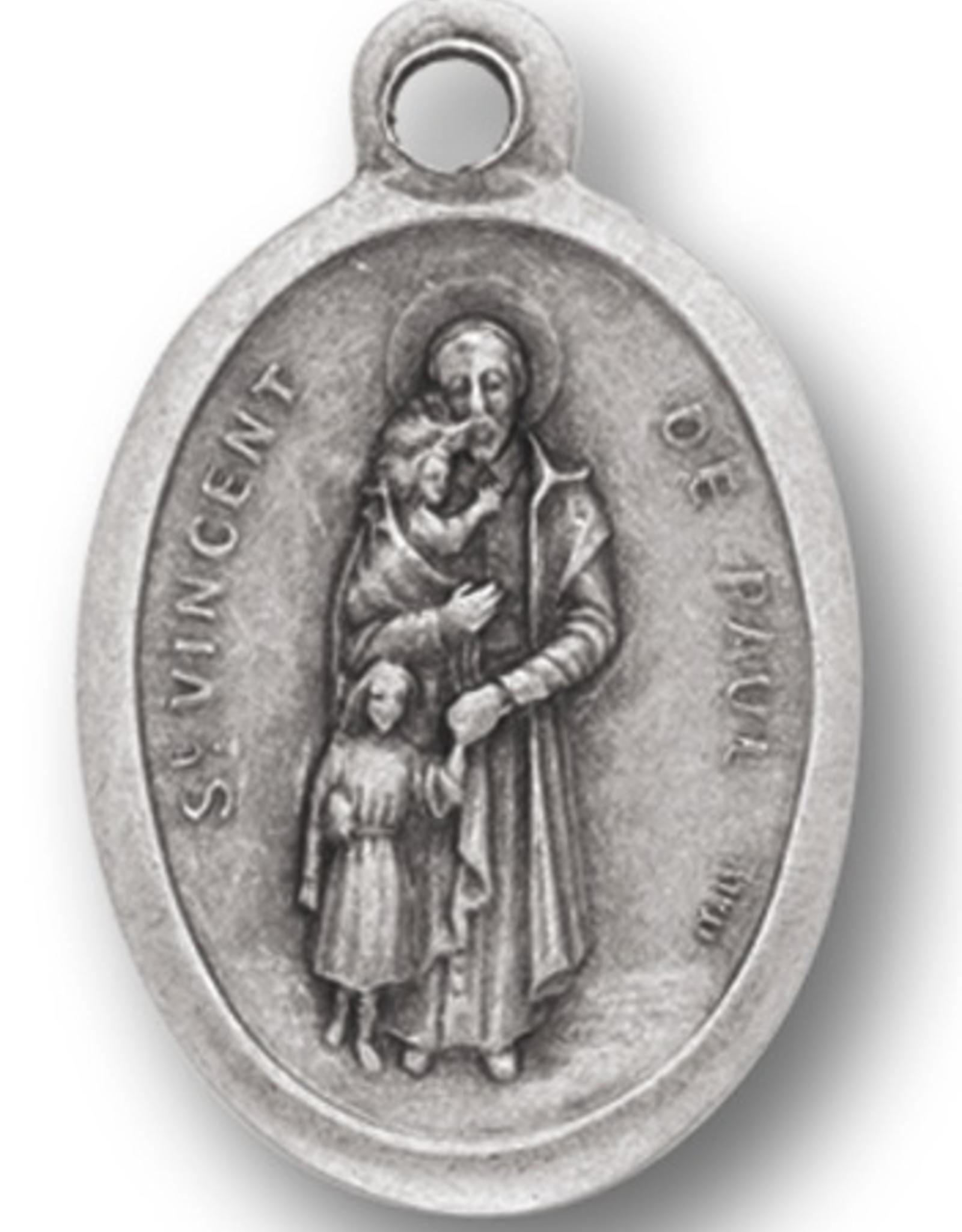 WJ Hirten St. Vincent De Paul Medal