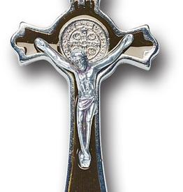 "WJ Hirten St. Benedict Crucifix and Medal 2"""