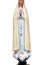 "Santa Teresita 10"" Our Lady of Fatima Statue"