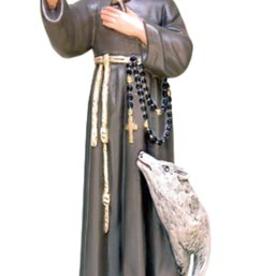 "Santa Teresita 12"" St. Francis Statue"