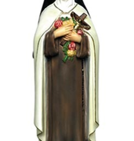 "Santa Teresita 12"""" St. Therese Statue"