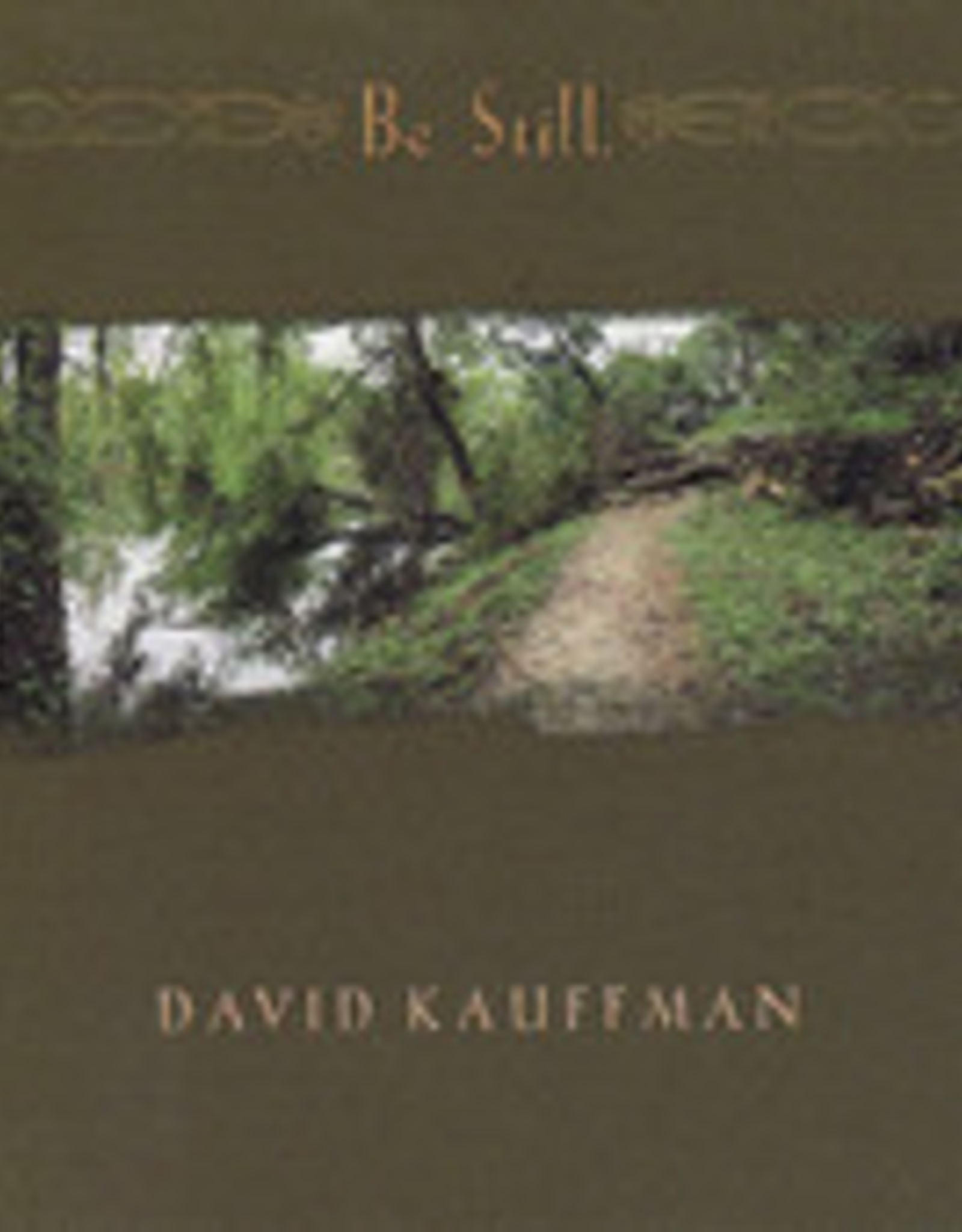 Good For The Soul Music Be Still, David Kauffman (CD)