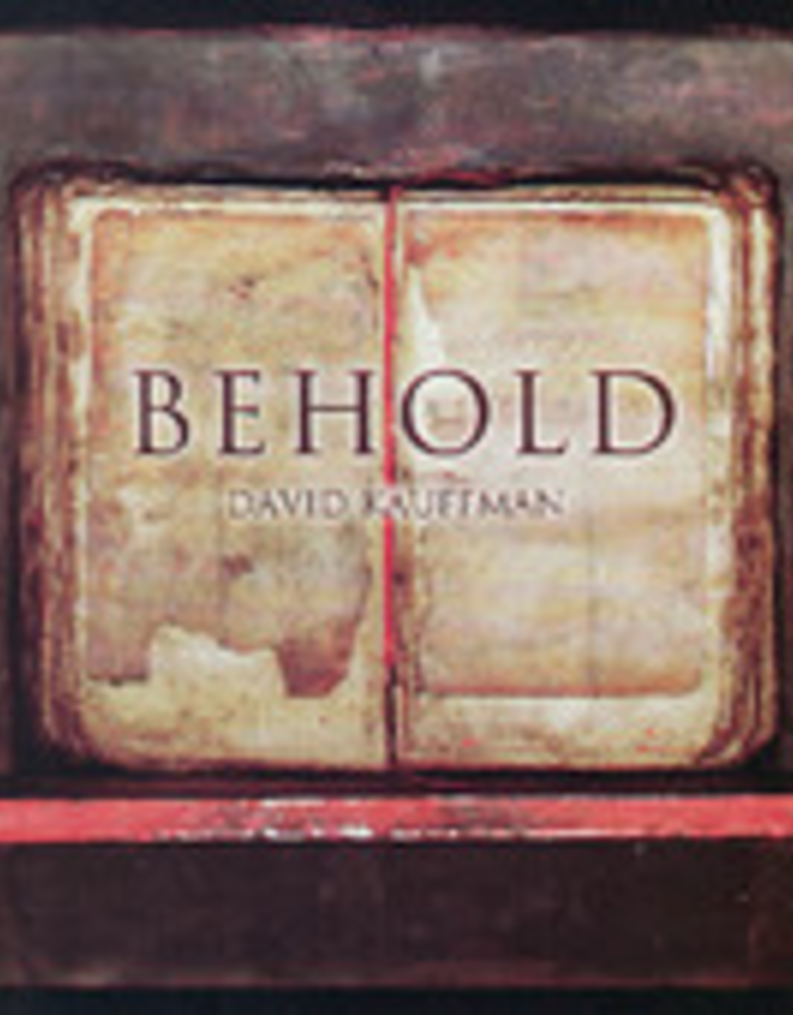 Good For The Soul Music Behold, David Kauffman (CD)