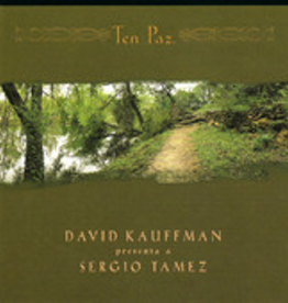 Good For The Soul Music Ten Paz, David Kauffman (Spanish)(CD)
